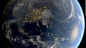 tropical storm kate full globe picture